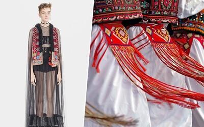 Rumuni vs. Dior. Módní gigant vykradl rumunský folklór
