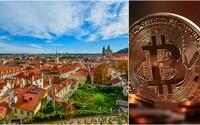 Rus si koupil v Praze byt za 35 bitcoinů. Jedná se o jeden z prvních obchodů tohoto druhu na světě