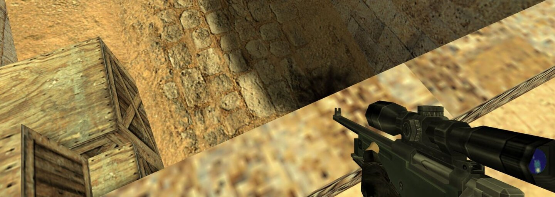 Rush na B či legendárna de_dust2. Counter-Strike 1.6 hrali všetci a aj po 15 rokoch existujú preplnené servery