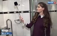 Ruská televízia sa snaží spochybniť Navaľného. Ako odpoveď na video o Putinovom sídle natočila jeho apartmán v Nemecku
