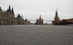 Rusko nařídilo karanténu pro 47 milionů lidí. V pondělí zaznamenalo nejvyšší nárůst případů koronaviru v zemi