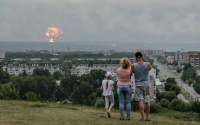 Rusko potvrdilo až 16-násobne vyššiu radiáciu, podľa expertov testuje raketu na jadrový pohon