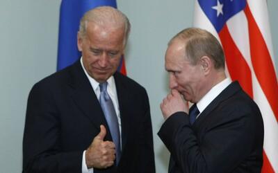 Rusko rozzlobilo Bidenovo vyjádření, že Putin je zabiják: Amerického prezidenta Putin vyzval k diskusi v živém přenosu