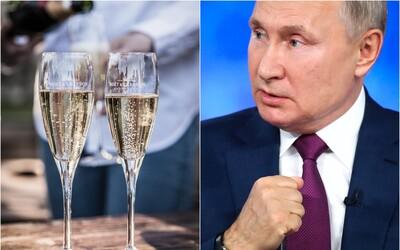 Rusko si chce přivlastnit šampaňské. Francouzští výrobci žádají diplomaty, aby zasáhli