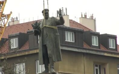 Rusko zahájilo trestní stíhání ve věci odstranění sochy maršála Koněva v Praze