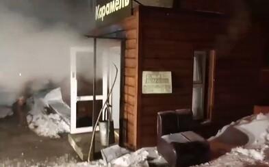 Ruský hotel zaplavila vařící voda po explozi potrubí. Hosté se uvařili zaživa