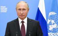 Ruský prezident Vladimir Putin je nominován na Nobelovu cenu za mír
