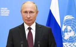 Ruský prezident Vladimir Putin je nominovaný na Nobelovu cenu za mier