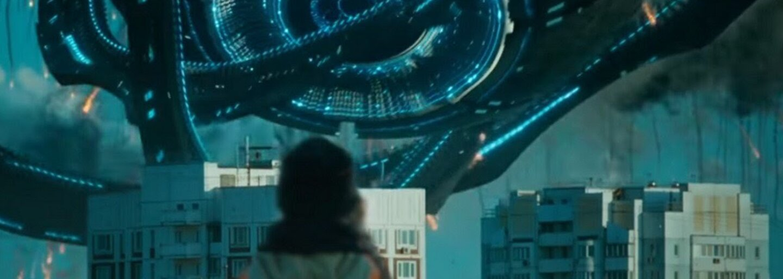 Ruský sci-fi film Attraction hýří speciálními efekty a originálním designem mimozemšťanů