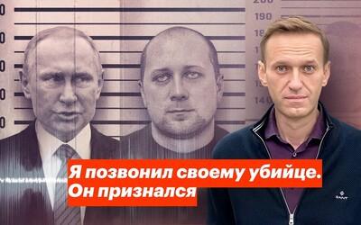 Ruský špion se nechtěně přiznal k pokusu o vraždu Navalného. Do telefonu vyprávěl detaily samotné oběti