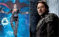 Russell Crowe si v Thor: Love & Thunder zahraje Dia. Herec to zřejmě nechtěně prozradil v rádiu