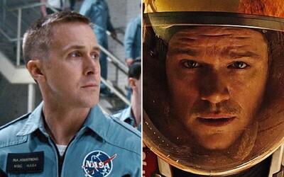 Ryan Gosling natočí nový vesmírný sci-fi film.Režírovat budou lidé zodpovědní za animovaného Spider-Mana či Lego Movie