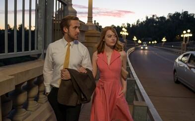 Ryan Gosling predvádza svoje tanečné kreácie v muzikálovom traileri pre La La Land od režiséra Whiplash
