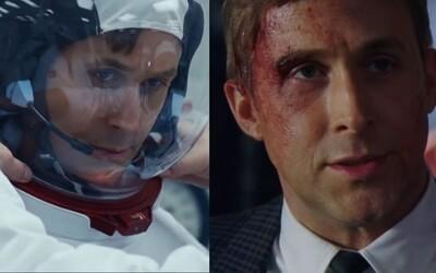 Ryan Gosling stvárňujúci Neila Armstronga podnikne nebezpečnú cestu na Mesiac. Okrem toho sa ale vyrovnáva aj s problémami na Zemi