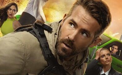 Ryan Reynolds a Michael Bay jsou postrachem Itálie. Při zabíjení v zemi ničí historické památky a kulturu všude kolem