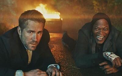 Ryan Reynolds a Samuel L. Jackson budú v novom satirickom animovanom seriáli Futha Mucka hrať samých seba