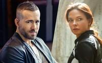 Ryan Reynolds, Rebecca Ferguson a scenáristi Deadpoola chystajú nový vesmírny thriller