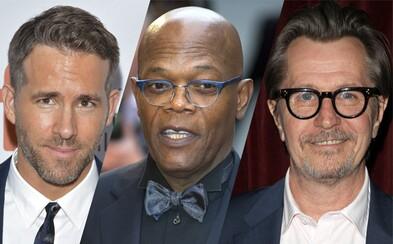 Ryan Reynolds, Samuel L. Jackson, Gary Oldman a ďalší natáčajú zabijácku komédiu