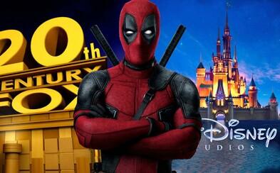 Ryan Reynolds si chcel v druhom Deadpoolovi uťahovať z Disney, no štúdio Fox mu prikázalo, aby vtip zo snímky vystrihol