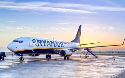 Ryanair dnes spustil masívne zľavové šialenstvo. Od 4,88 € odletíš z Bratislavy do milovaných európskych miest