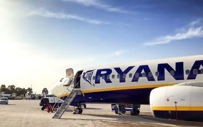 Ryanair dnes spustil slevové šílenství. Z Prahy, Brna nebo Ostravy můžeš odletět za pouhých 125 korun