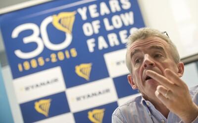 Ryanair nebude létat s idiotskými pravidly o sociálním distancování, prohlásil rozzlobený šéf aerolinky