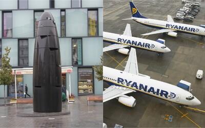 Ryanair spouští pravidelnou linku z Brna do Berlína. Letenky stojí od 129 korun