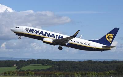 Ryanair spustil další slevové šílenství. Z českých měst se dostaneš do Milána, Londýna, Paříže od 128 Kč