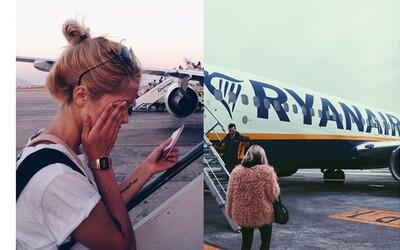 Ryanair vyhlásili za nejhorší leteckou společnost již šestý rok po sobě