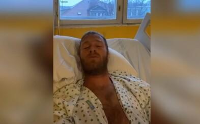 Rybář Jakub Vágner leží v nemocnici, z Afriky si přivezl osmou malárii