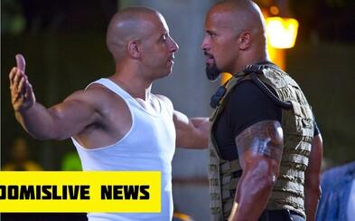 Rychle a zběsile 10 bude posledním filmem v sérii! Dwayne Johnson a Vin Diesel se usmířili a Hobbs bude figurovat i v pokračovaní