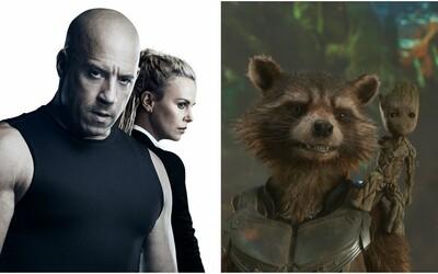 Rychle a zběsile 8 se přidalo do klubu miliardářů, kam má po prvních dnech v kinech nakročeno i pokračování Strážců galaxie (Box Office)