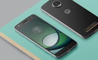 Rýchle nabíjanie a modulárny systém. 5 dôvodov, prečo je smartfón Lenovo Moto Z Play špičkový mid-range model