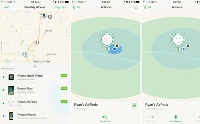 Rýchlejšie reakcie iPhonu alebo funkcia na lokalizáciu stratených AirPods. Aktualizácia iOS 10.3 je už k dispozícii