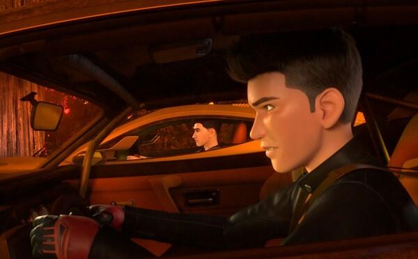 Rychle a zběsile v animáku od Netflixu. Vláda USA zaměstná Toretta, aby v autech honil zločince