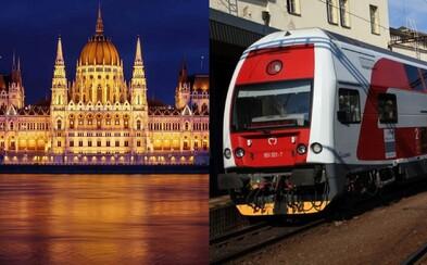 Rýchlostná železnica by mala prepojiť Bratislavu s metropolami V4. Povedie aj mestami ako Budapešť, Brno a Varšava