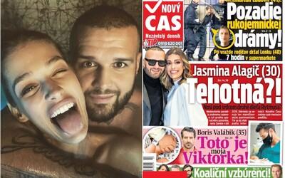 Rytmus: Jasmina není těhotná, novináři blázní lidi dětskými výmysly