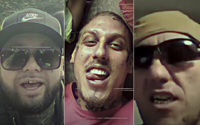 Rytmus, Kali, Strapo aj Roko hosťujú v Separovom videoklipe. V hlavnej úlohe sa predstavili aj Sajfa a desiatky fanúšikov