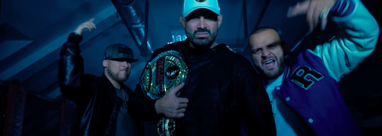 Rytmus, Mega M a P.A.T. zložili skladbu pre Attilu Végha. Slovenský MMA šampión sa tak navždy zapíše nielen do športovej histórie