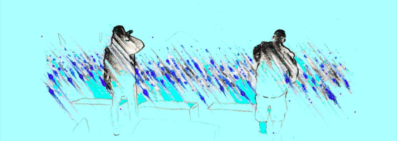 Rytmus predstavuje podarený vizuál plný jedinečných ilustrácií od Stana Macka