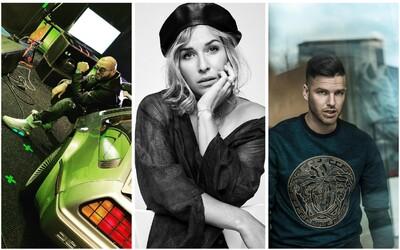 Rytmus v Nike Mag za vyše 5-tisíc eur či elegantná Dominika Cibulková. Čo mali oblečené známe osobnosti v posledných týždňoch?