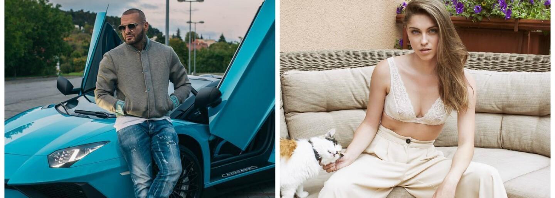 Rytmus v Yeezys, Sajfa s ruksakom Gucci či Monika Bagárová v luxusných šatách. Aké outfity najnovšie vytiahli slovenské a české celebrity?