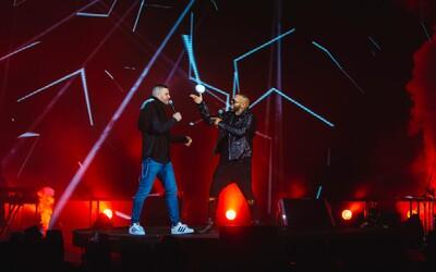 Rytmus vypredal pražské Fórum Karlín vo veľkom štýle! (Backstage)