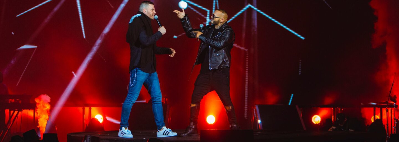 Rytmus vyprodal pražské Fórum Karlín ve velkém stylu! (Backstage)