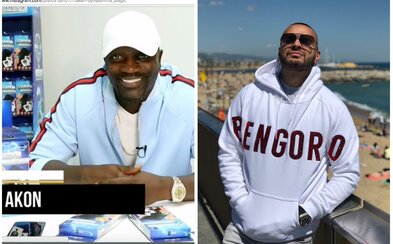 Rytmusa si berie do huby Akon. V krátkom videu americká legenda oznamuje, ako je to s Jasminou Alagič