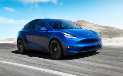 S dojazdom 540 km nová Tesla Model Y kraľuje medzi elektrickými SUV, v Európe ju však tak skoro neuvidíš