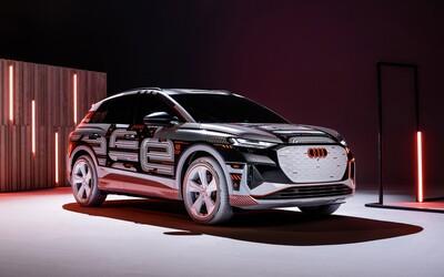 S elektromobilmi od Audi sa roztrhlo vrece. Toto je úplne nový model Q4 e-tron, súrodenec Škody Enyaq