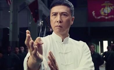 S Ip Manom si to tentokrát rozdá mocný Yuri Boyka. 4. časť bojovej série láka akčným trailerom