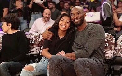 Kromě Kobeho Bryanta zahynula v helikoptéře i jeho 13letá dcera