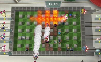 S konzolou Switch príde aj legendárny Bomberman. Nový titul ponúkne multiplayer vrátane sľubného príbehu